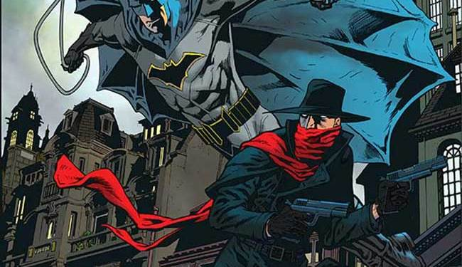 The Shadow / Batman #4
