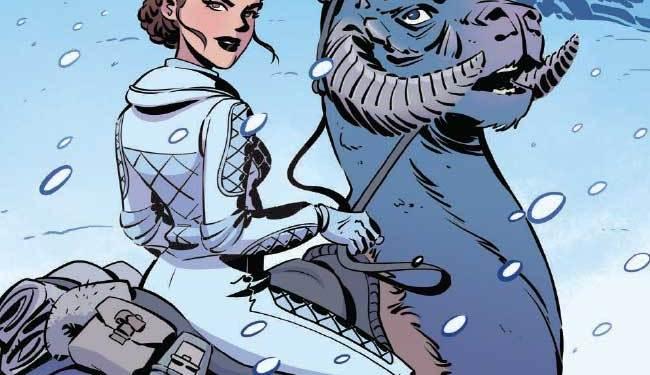 Star Wars Adventures: Forces of Destiny—Princess Leia
