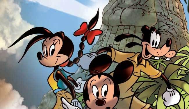 Walt Disney's Comics and Stories #741