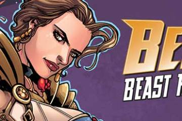 Zenescope Entertainment January 2018 Belle Beast Hunter