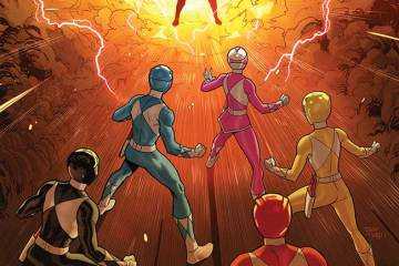 Power Rangers: Shattered Grid #27
