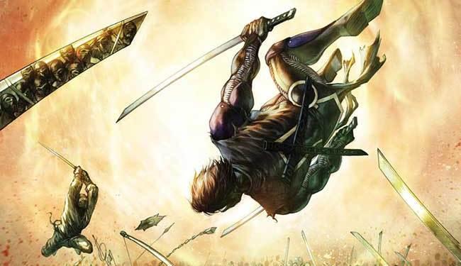 Ninja-K #6