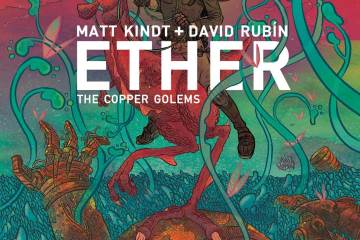 Ether The Copper Goblin