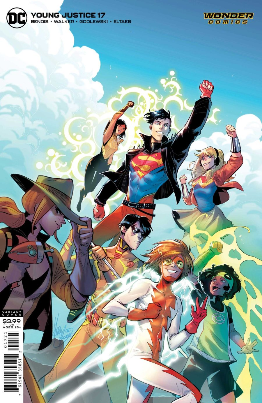Preview] Young Justice #17 — Major Spoilers — Comic Book Previews