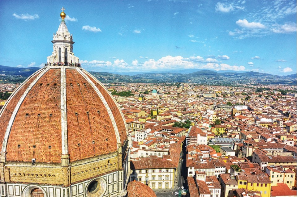 Bell Tower Best Things to do in Florence Italy
