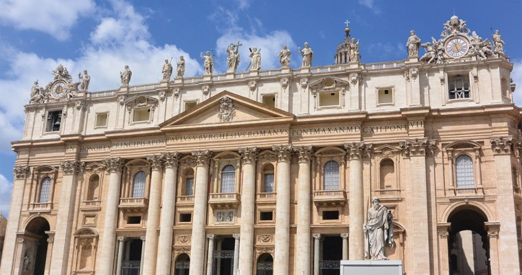 Visit the Vatican in Rome Italy