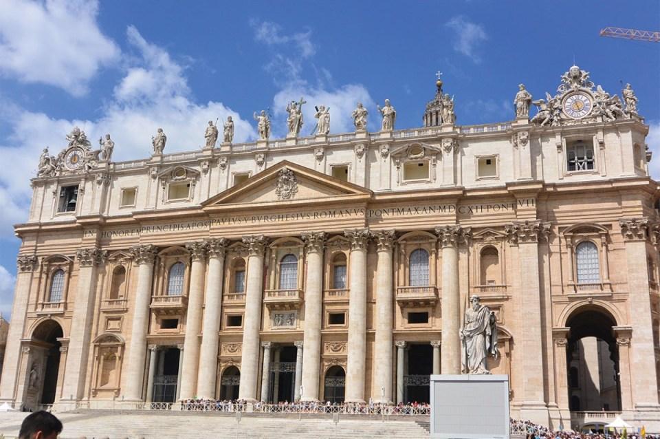 Basilica Visit the Vatican