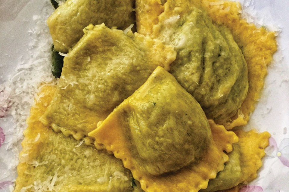 ravioli cooking class in venice italy