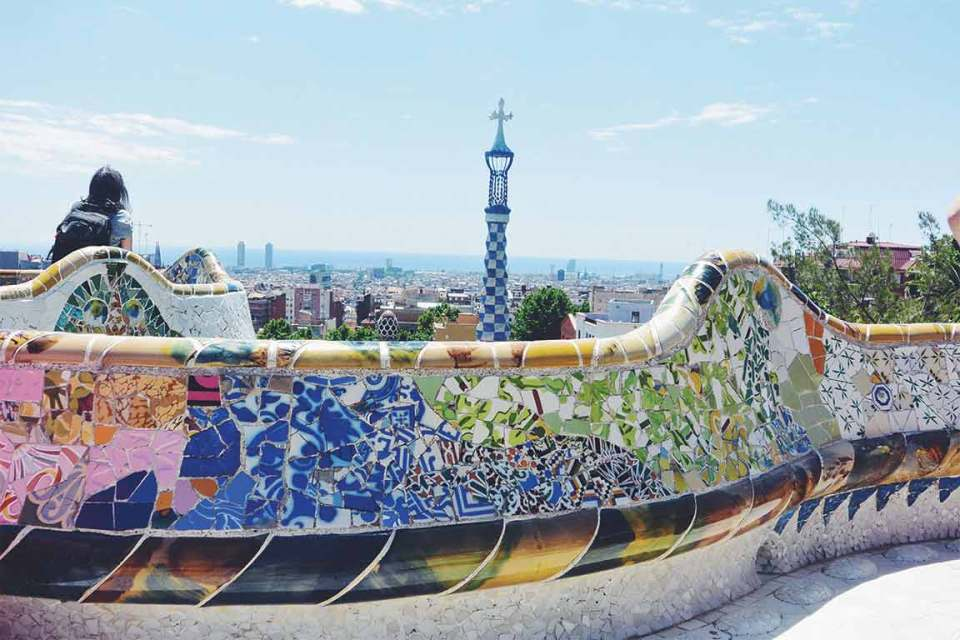 Best Things to do in Barcelona Park Guell