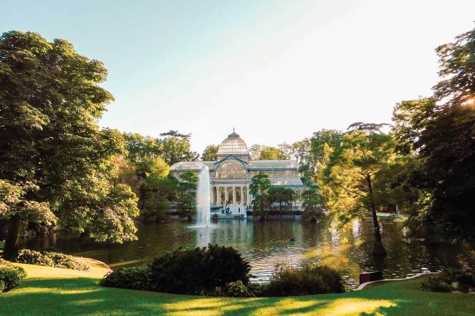 Retiro Park Best Things to do in Madrid