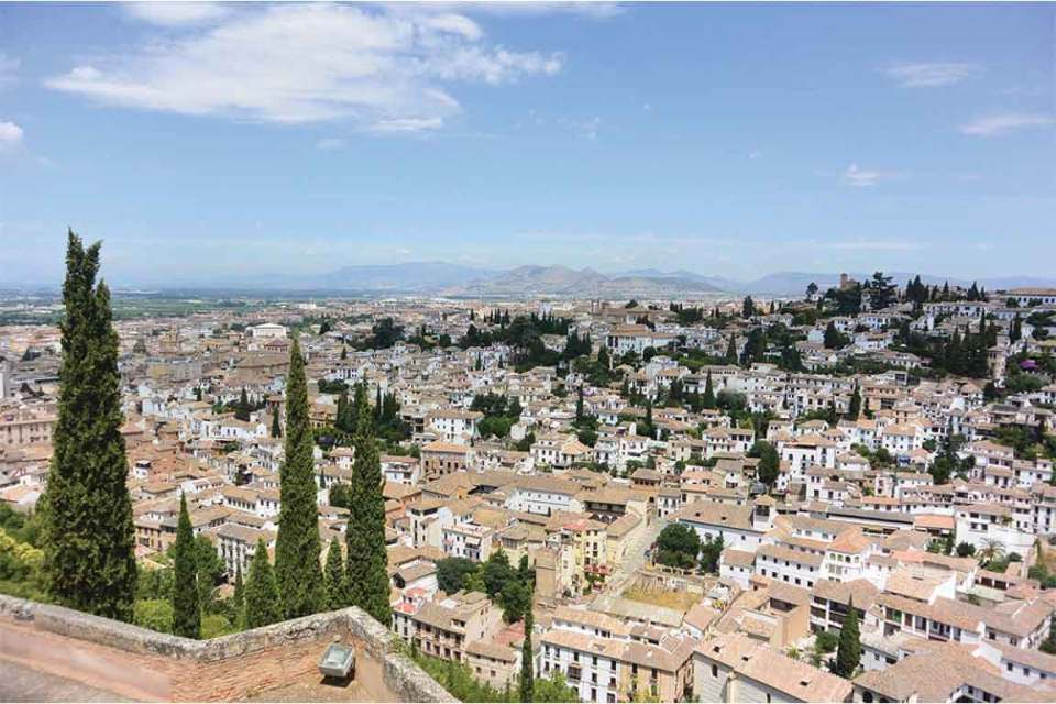 What to do in Granada Spain Views