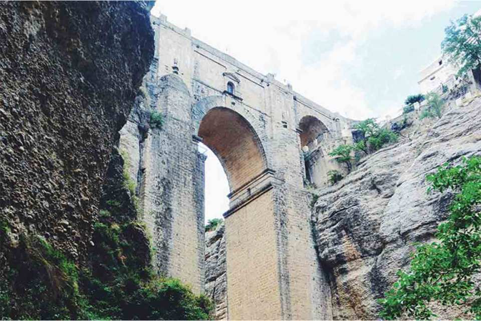 best things to do in ronda spain puente nuevo hike
