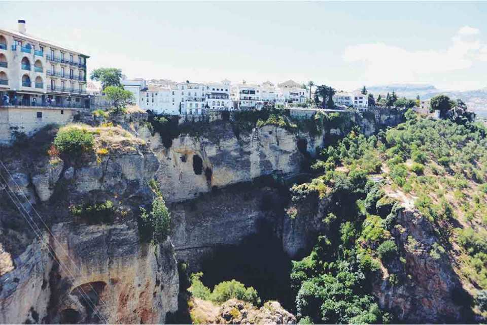 best things to do in ronda spain house views