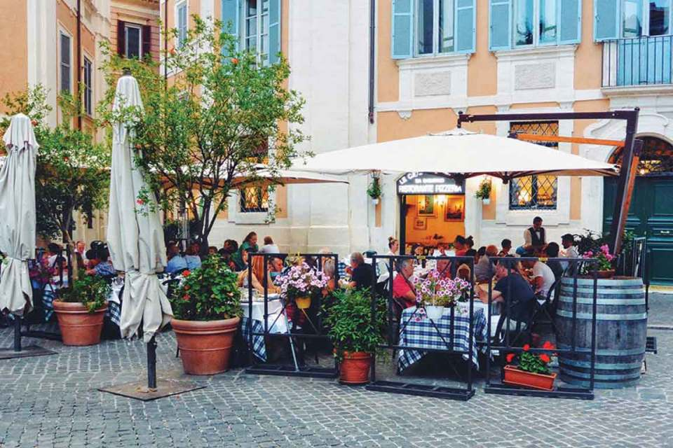 Best Things to do in Rome Italy Restaurants