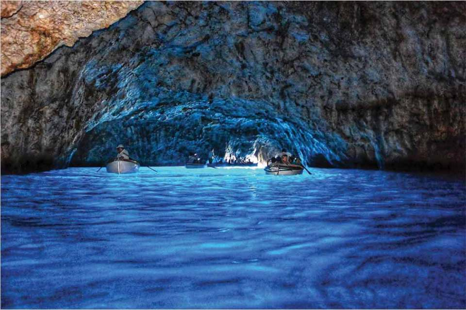 Best Things to do in Capri blue grotto
