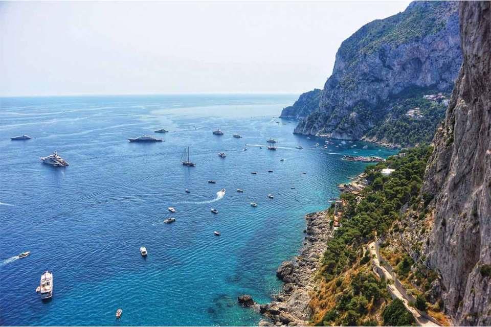Best Things to do in Capri views