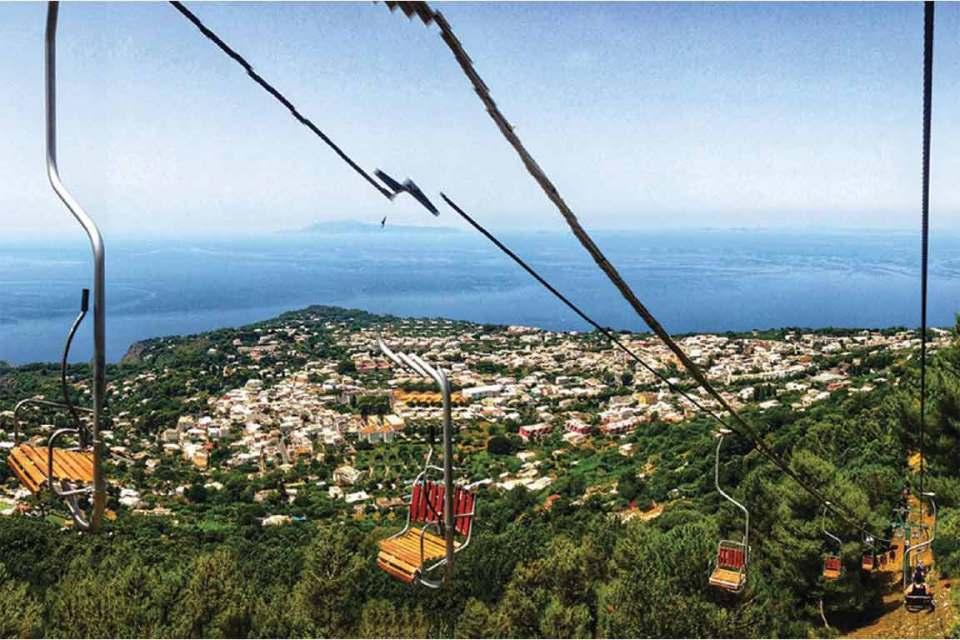 Best Things to do in Capri monte solaro