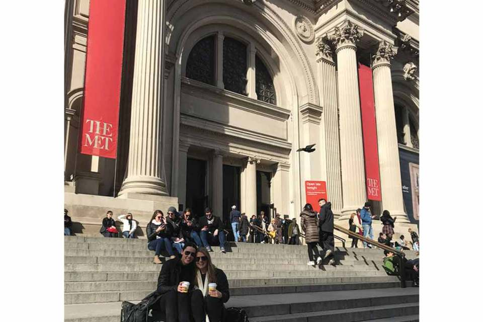 Best Things to do in New York City Met Steps