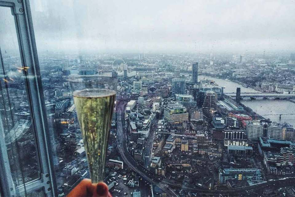 Best Things to do in London The Shard