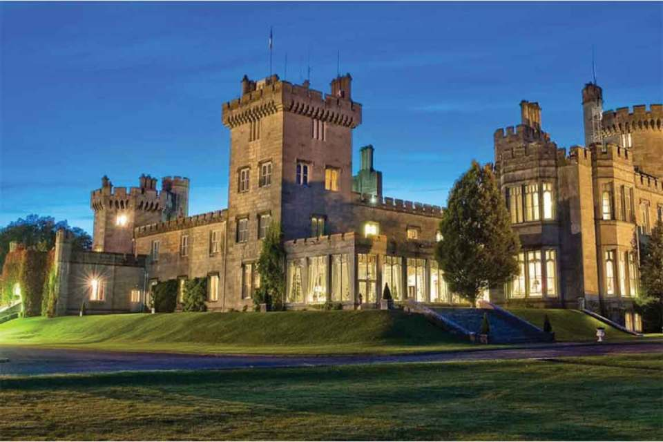 summer destinations 2018 dromoland castle ireland