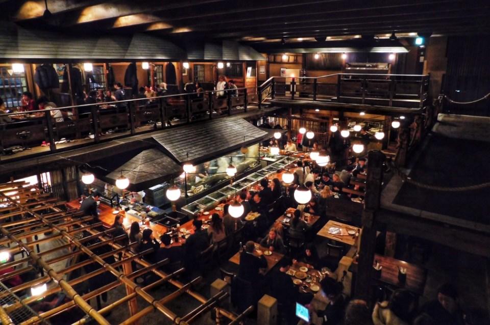 Japanese Yakitori Restaurant Gon Pachi