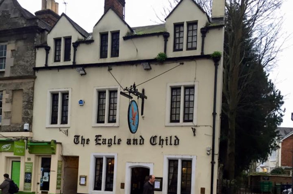 Eagle and Child Best things to do in Oxford England