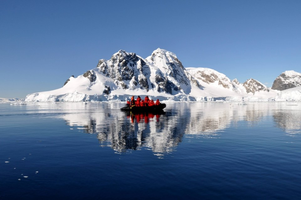 Virtuoso Travel Advisor Antarctica