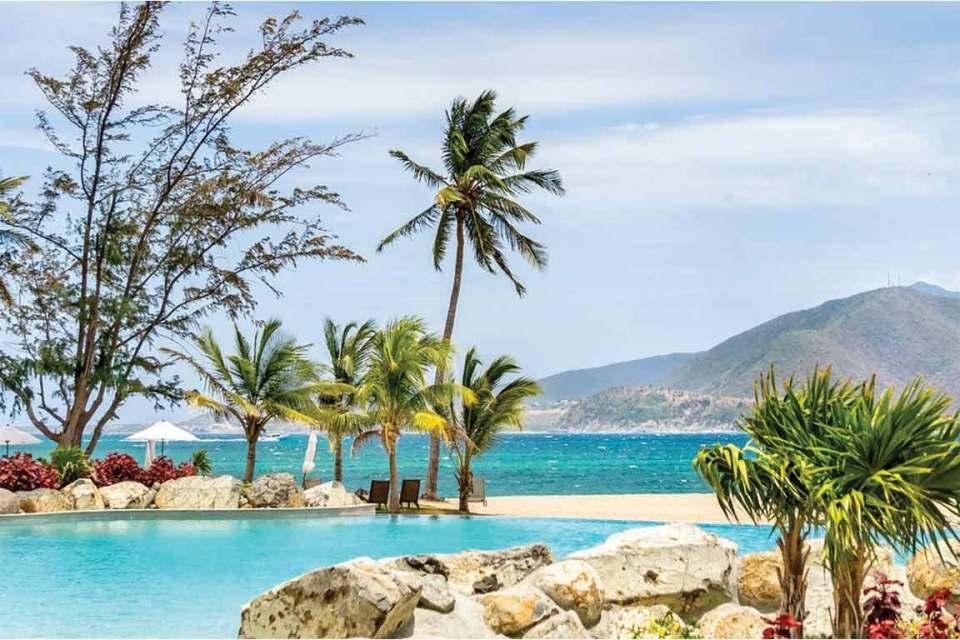 remote island honeymoon st kitts