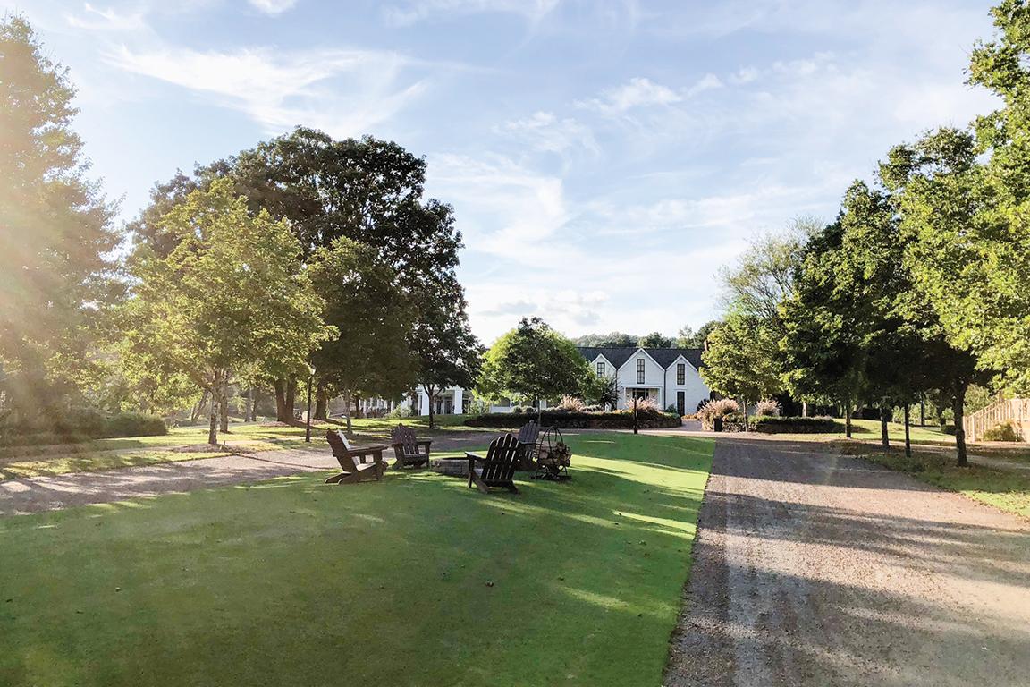 Barnsley Resort View Lawn