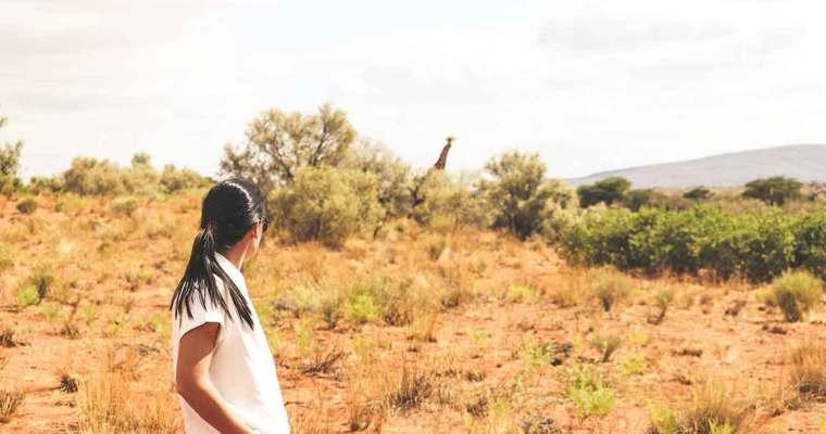Tswalu Kalahari   South Africa