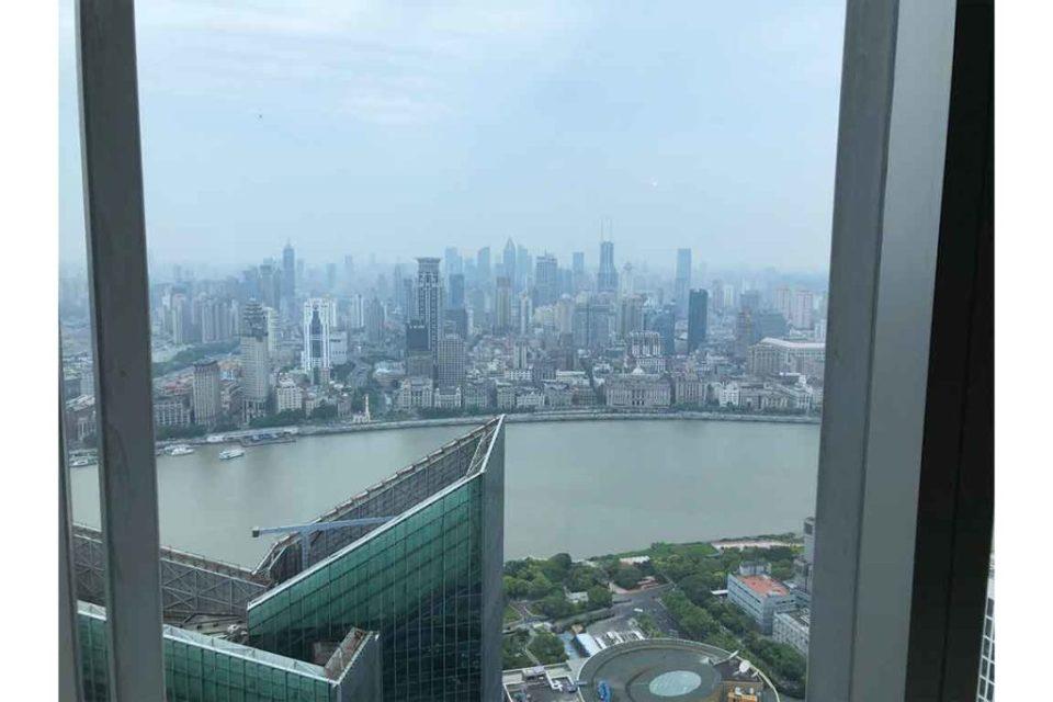 Ritz Shanghai Room View