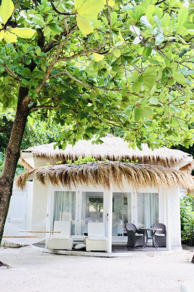 Sugar Beach Viceroy beachfront bungalows