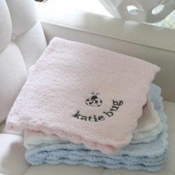 Angel Dear Chenille Blanket