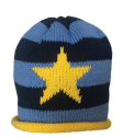 Star non-personalized MJK beanies