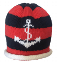 Anchor non-personalized MJK beanies