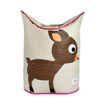3 Sprout deer laundry hamper