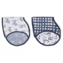 Aden and Anais Waverly Burpy Bibs