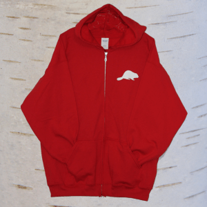 image of seven teachings beaver hoodie