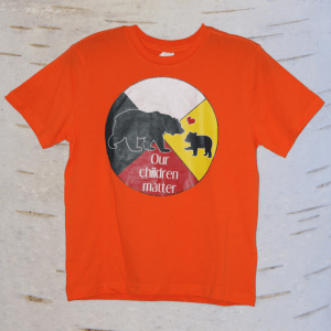 picture of our children matter t shirt