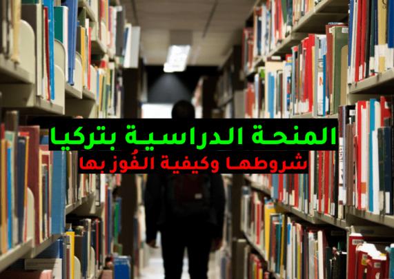 شروط القبول في المنحة الدراسية بتركيا