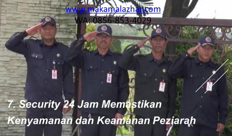 Kavling Pemakaman Muslim di Jakarta Pusat