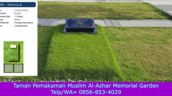 Kavling Pemakaman Muslim di Bogor