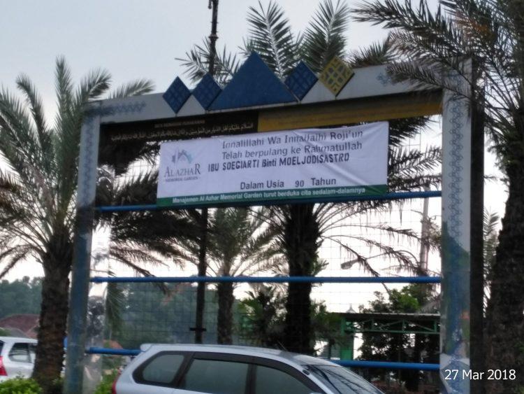 Kavling Pemakaman di Al Azhar Memorial Garden