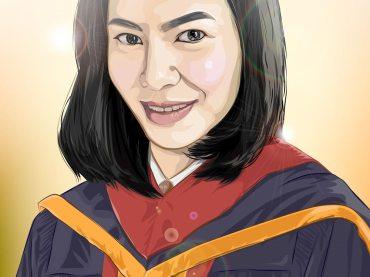 Woman-Vector-Portrait-Ramkamhang