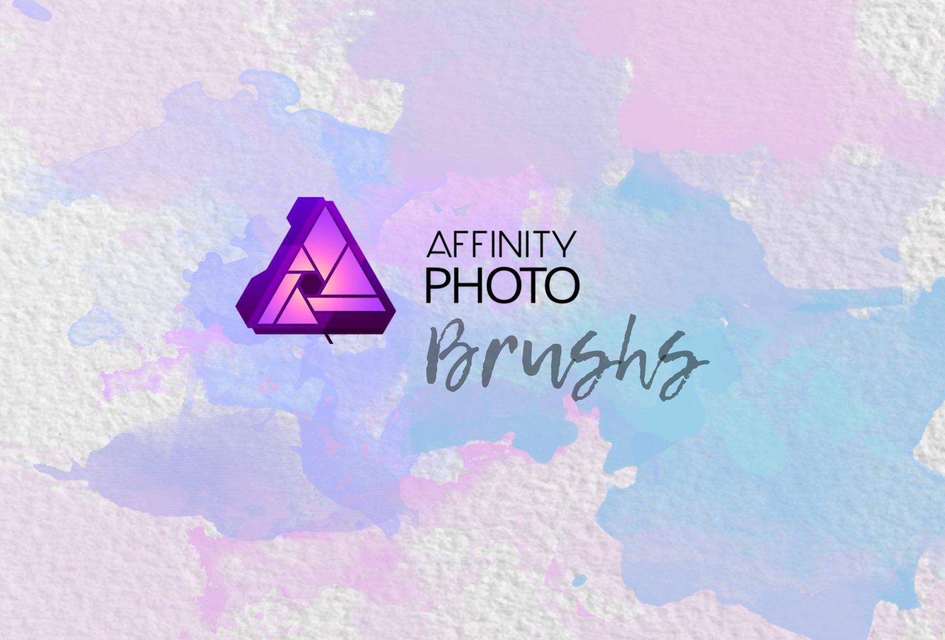 Affinity Photo Brush