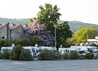 Tournon-sur-Rhône | Übernachtungsplatz