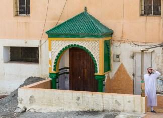 Einreise nach Marokko