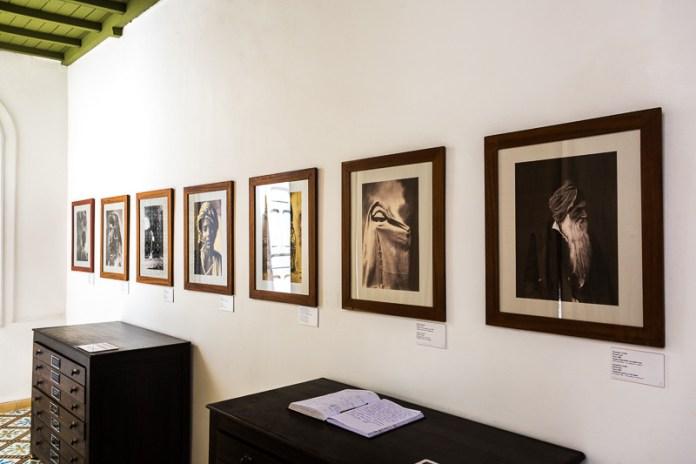 Eindrucksvolle Portraits im Museum der Photographie