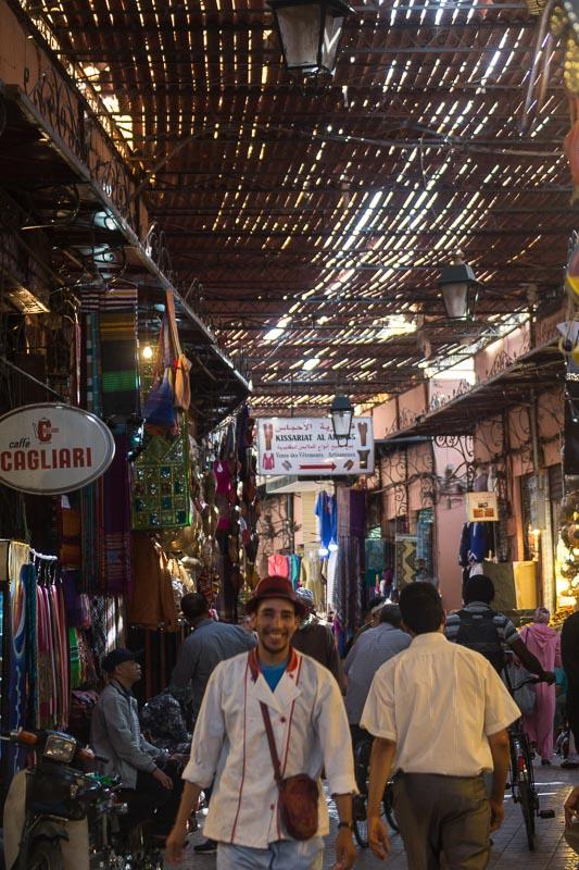Viele freundliche Marokkaner sind uns begegnet