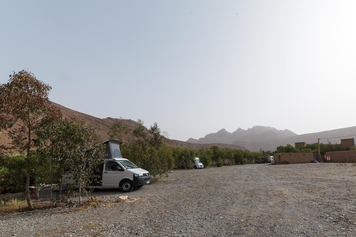 Kasbah Hotel Jurassique Camping